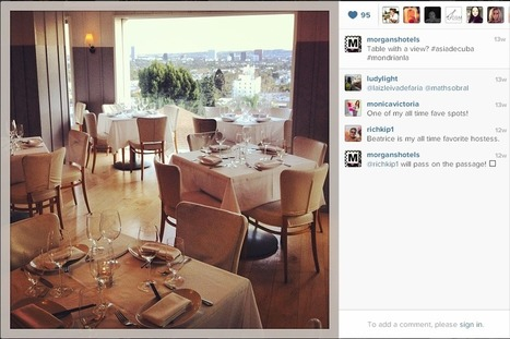 The Importance Of Instagram For Hotels | Luxury Hospitality Business | Scoop.it