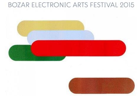 Bozar Electronic Arts Festival 2015 -  08 octobre '15 / 11 octobre '15 - #Brussels #mediaart | Digital #MediaArt(s) Numérique(s) | Scoop.it