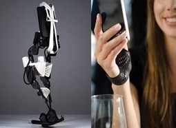 3D Printed Robotic Exoskeleton and Bespoke Braces Win IDEA Awards - Azom.com | Exoskeleton Systems | Scoop.it