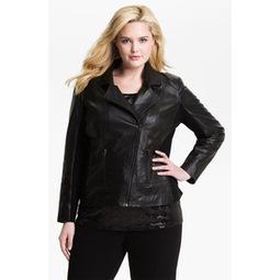 Plus size leather jackets | Curvefashion | Scoop.it