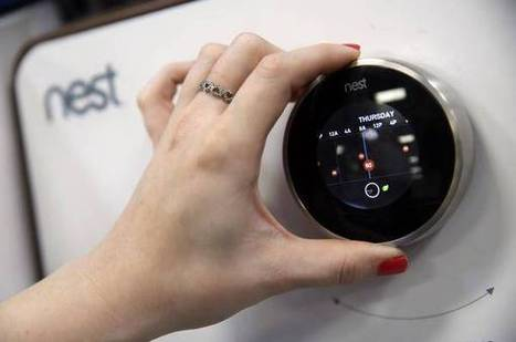 Smart thermostat sales heat up | Internet of Things | Scoop.it