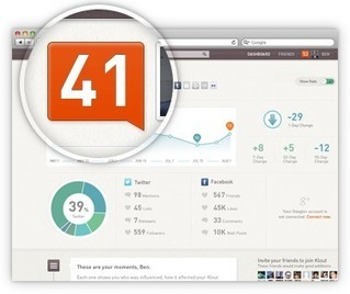 Klout looks to score points with brands   Emma's CanPR Project   Scoop.it
