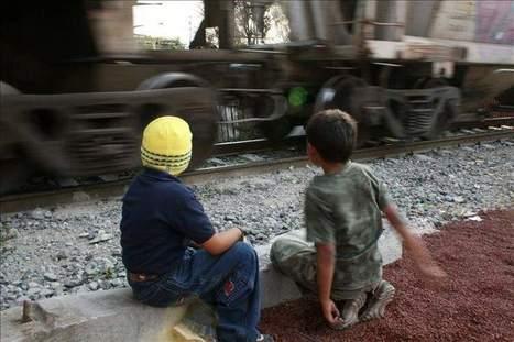 El peligroso paso de los niños centroamericanos a través de la frontera sur rumbo a EU - 20minutos.com.mx   INSAMI migracion   Scoop.it