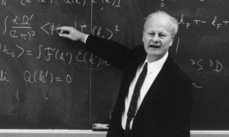 Quantum Physics Made Relatively Simple: A Mini Course from Nobel Prize-Winning Physicist Hans Bethe | Tudo o resto | Scoop.it
