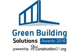 [COP22] Cérémonie de remise des Green Building and City Solutions Awards | Energie et Collectivités | Scoop.it