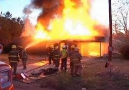 Texas woman sets snake on fire, snake sets her house on fire   Radio Show Contents   Scoop.it