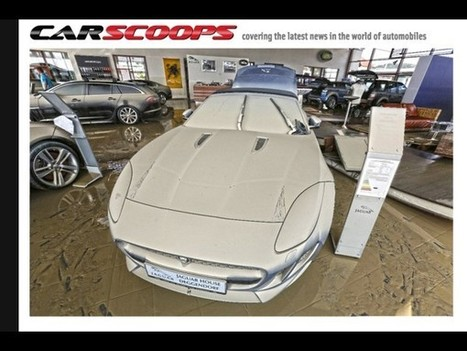 ALLEMAGNE: CONCESSION JAGUAR-LAND ROVER INONDEE | allemagne automobile | Scoop.it