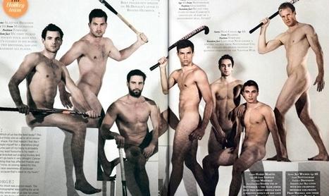 Nosotros y los baños: Desnudos olímpicos.   JIMIPARADISE!   Scoop.it