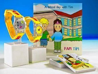 Avec Pam Tim, les enfants deviennent les maîtres du temps - Idees Go | Marmailles.com | Scoop.it