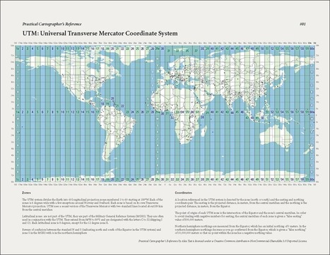 Mapping Center : Ten Quick References for Map Makers | Cartography | Scoop.it