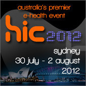 HIC 2012 (Sydney, Australia) – Call for Submissions Closes February 23 | Health and Biomedical Informatics | Scoop.it