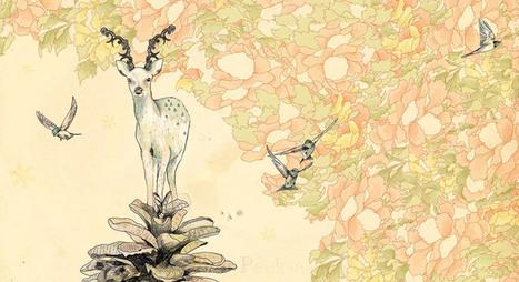 AMMO Illustration Magazine - Issue 6   Illustration, Art, Creative   Scoop.it