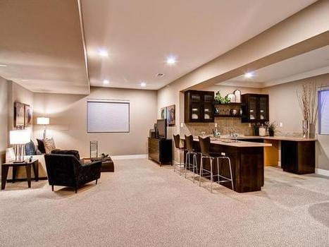 Planning and Constructing a Basement Kitchen Made Easier. | Intresting Blogs page | Scoop.it