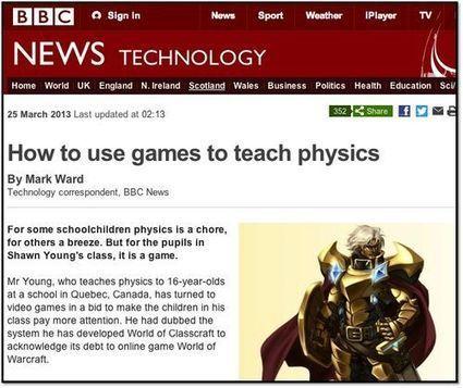 OllieBray.com: Word of Classcraft [BBC Technology Article]   Tecnología en la escuela   Scoop.it