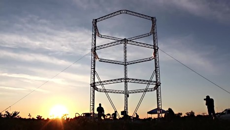 World's Largest 3D Printer Builds Mud Houses for Low-Income Ecosystems | Green Commerce | Scoop.it