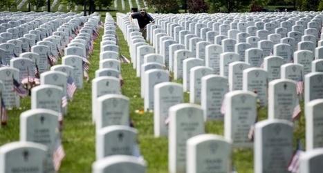 US Senate backs Arlington burial honor for female pilots   World at War   Scoop.it