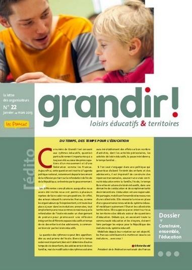 Deux publications des Francas pour accompagner les réflexions sur la réforme des rythmes | Rythmes scolaires, rythmes éducatifs, projet éducatif local | Scoop.it