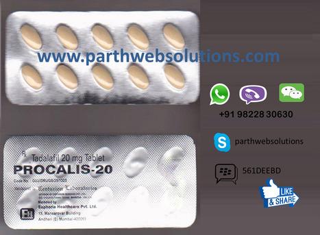 Procalis (Tadalafil Tablets) | Pharmacy Dropshipping | Scoop.it