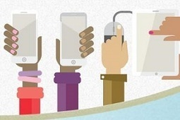 How Women and Men Use Social Media and Mobile [Infographic]   Interesting Infographics   Scoop.it