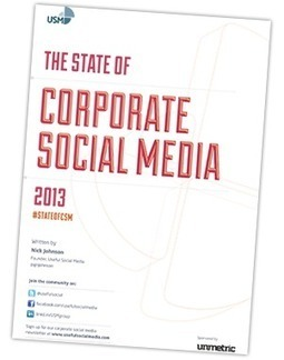 The State of B2B Social Media | New Useful Social Media Report | Collaborative Revolution | Scoop.it