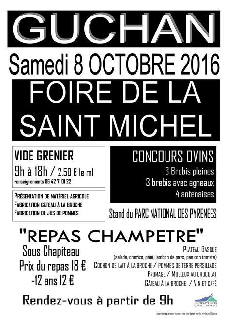 Foire Saint-Michel à Guchan le 8 octobre   Vallée d'Aure - Pyrénées   Scoop.it