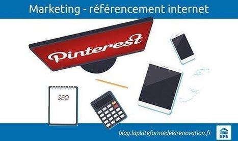 7 Stratégies digitales sur Pinterest Entreprise | Transformation digitale du BTP | Scoop.it