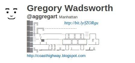 Gregory Wadsworth: Twitter Text Art | ASCII Art | Scoop.it