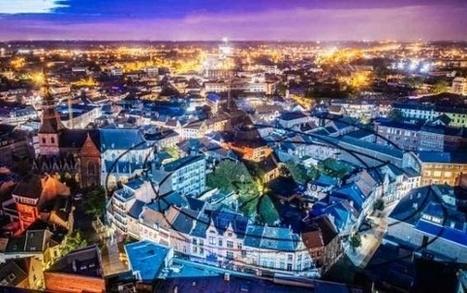 En Belgique, les centres-villes sont des illusions d'optiques | The Creators Project | Culture et créativité | Scoop.it