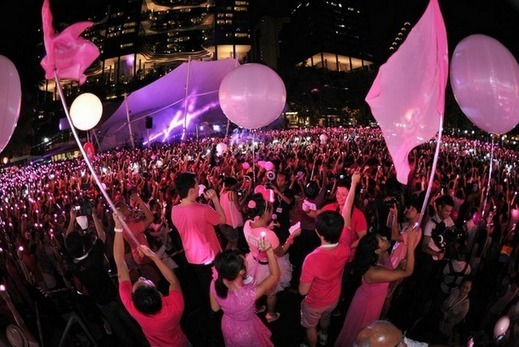 Google backs Pink Dot SG despite government directive that foreign companies need a permit to sponsor annual LGBT rally