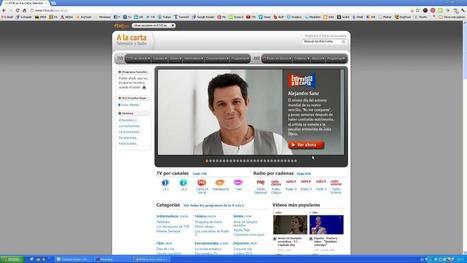 Cómo descargar vídeos de RTVE.es con Chrome y no morir en el intento (2012) | Sitios y herramientas de interés general | Scoop.it