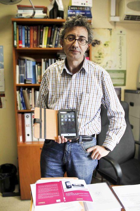 Secretaría General > Un profesor de la UGR publica un libro sobre cómo desarrollar aplicaciones para Android en lenguaje Java | Universidad de Granada | Android: programacion de dispositivos moviles a traves de ejemplos | Scoop.it