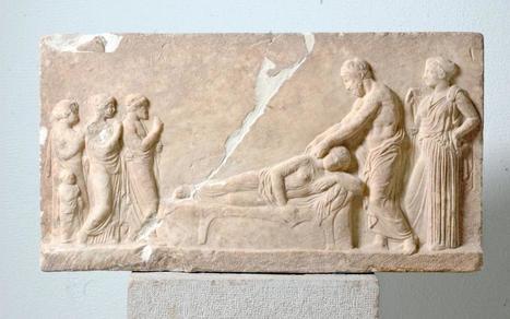 O Aσκληπιός και οι κόρες του στο Κυκλαδικό Μουσείο - Η Καθημερινή | Αρχαίος ελληνικός κόσμος | Scoop.it