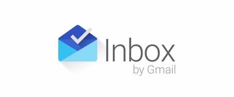 Inbox se souvient maintenant toujours de vos prochains rendez-vous au bon moment - FrAndroid | Applications Iphone, Ipad, Android et avec un zeste de news | Scoop.it