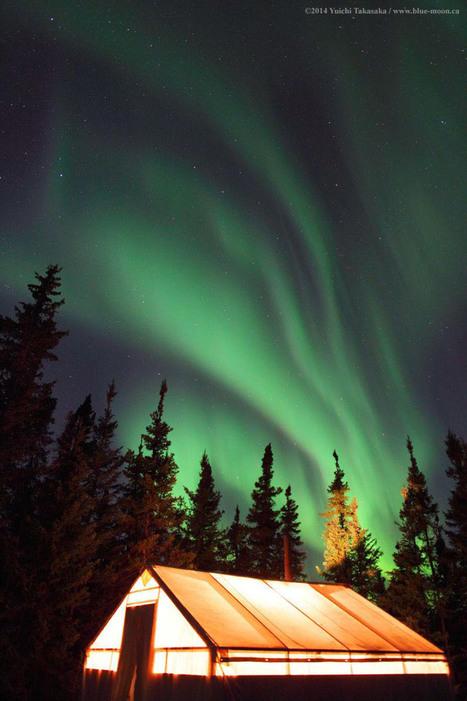 """Northwest Territories"" by Yuichi Takasaka (TWAN)   NWT News   Scoop.it"
