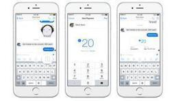 Finextra news: Facebook brings P2P payments to Messenger | Services financiers et innovations | Scoop.it