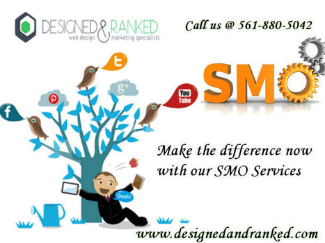 Make the difference now with our SMO Services | Webdesign services | Scoop.it
