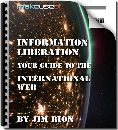 Information Liberation: Your Guide to the International Web | Creativity as changing tool | Scoop.it