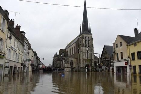 Saint-Jean-Baptiste à Nemours a été complètement inondée | L'observateur du patrimoine | Scoop.it