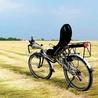 Voyage à vélo couché - Recumbent bike travel