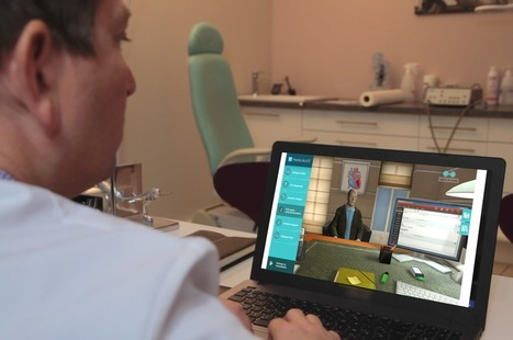 Interaction Healthcare, la pépite qui simule les cas cliniques, lève 5 millions d'euros | E-sante, web 2.0, 3.0, M-sante, télémedecine, serious games | Scoop.it