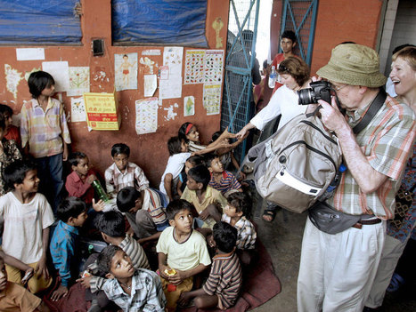 A Strange Tourist Attraction: India's Street Kids   Year 5 English - Indian urban and rural stories   Scoop.it