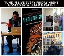 TONIGHT! TUNE IN FOR REYNALDO ANDERSON EDITOR OF AFROFUTURISM 2.0 & BLACKSPECULATIVE ARTS MOVEMENT COFOUNDER | BlackScienceFiction | Scoop.it