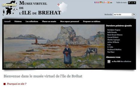 Bréhat s'offre un musée virtuel « Article « La Presse d'Armor | Musée et reseaux sociaux | Scoop.it
