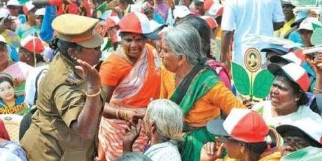 An Example of Police Hospitality in India - | Indian Society | Scoop.it