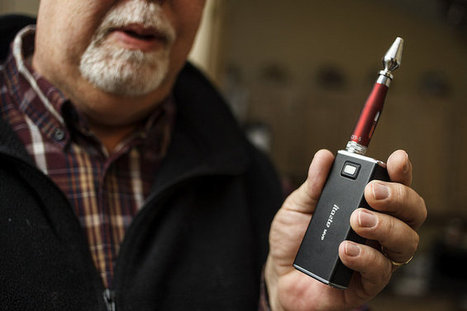 Ex-smoker considers electronic cigarettes a life-saver, plans to open vaping store - The Patriot-News | ECig and Vaping News | Scoop.it