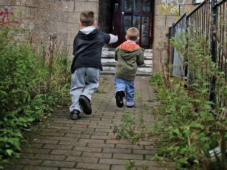 Majority of British children will soon be growing up in families struggling 'below the breadline', Government warned | The Big Picture | Scoop.it