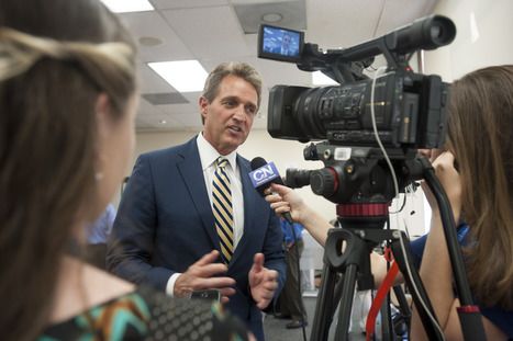 How Jeff Flake became the Senate's most unorthodox Republican | Upsetment | Scoop.it