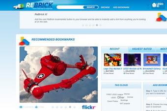 Lego's social platform showcases fan creations | Articles | Tracking Transmedia | Scoop.it