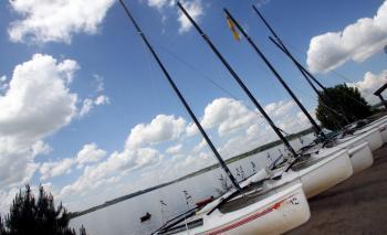 Pareloup un lac qui se prête aux sports nautiques | Lac de Pareloup | Scoop.it