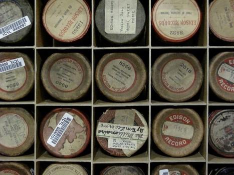 Dans les archives sonores de la British Library, avec Cheryl Tipp | Syntone | Les sons de la nature | Scoop.it
